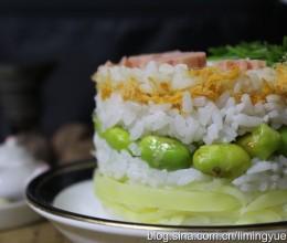 普通米饭的花式养眼吃法
