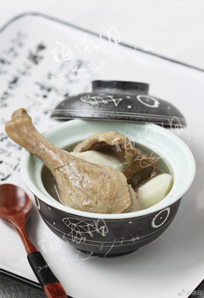 秋季既滋补又去燥的一碗神仙汤