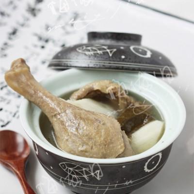 秋季既滋補又去燥的一碗神仙湯