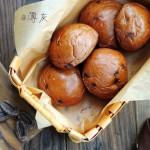 黑眼豆豆软欧面包