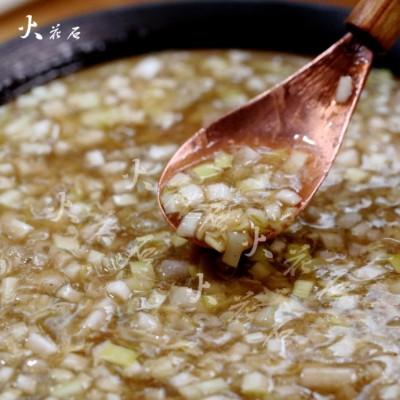 韭黄酸辣汤
