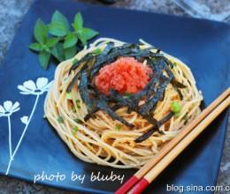 最受欢迎的日式意面-鳕鱼籽奶香意面