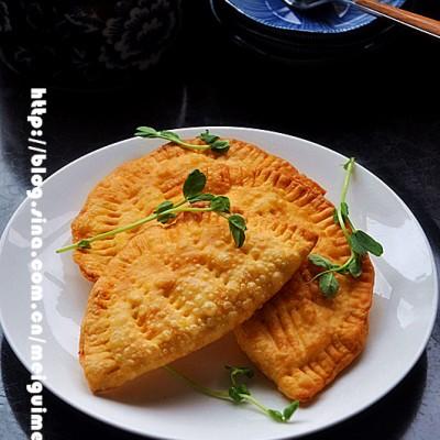 西北的特色面食之一:洋芋盒子