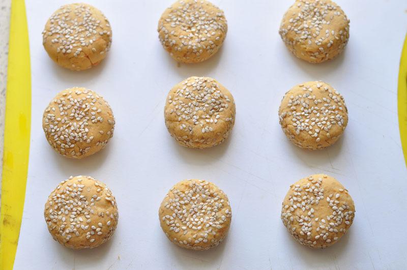 燕麦红薯饼