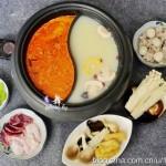 自制豆漿鴛鴦火鍋