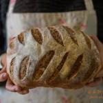 多谷物碧根果面包-无糖无油更健康