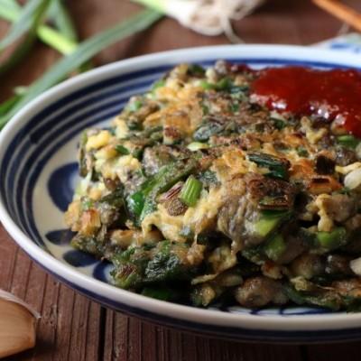 闽南特色小吃-海蛎煎
