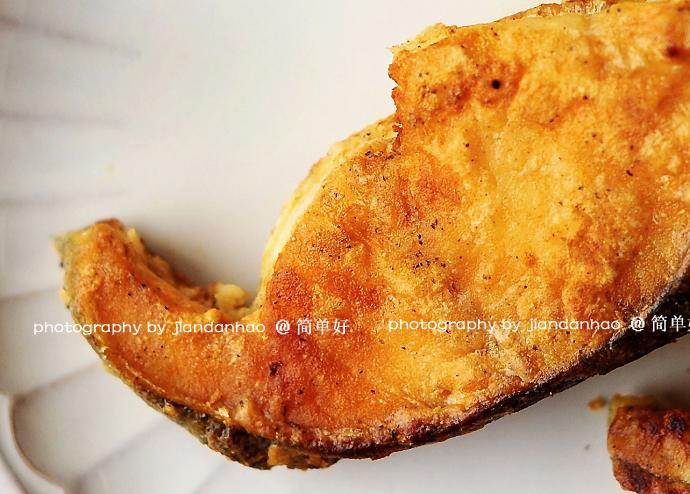 香煎阿拉斯加银鳕鱼