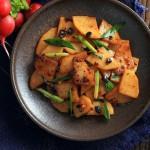 辣豆豉土豆片