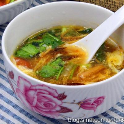 蔬菜素烩汤