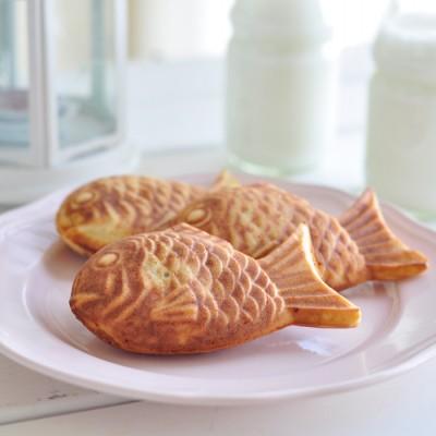 燕麦红豆鲷鱼烧