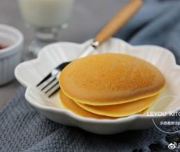 满分早餐,不放一滴油,用平底锅做出松软的蛋糕