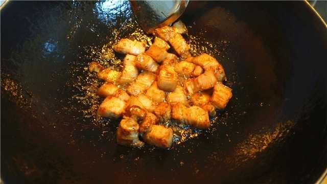 冬菜烧五花肉