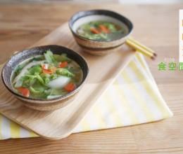 味噌汤好喝原来是靠它(海带出汁和味噌汤做法)