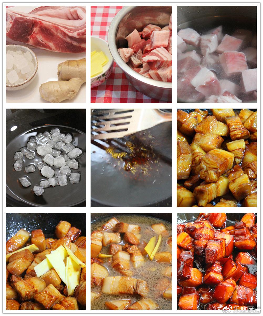 10种五花肉的做法大全
