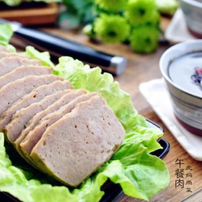 自制经典好吃的午餐肉