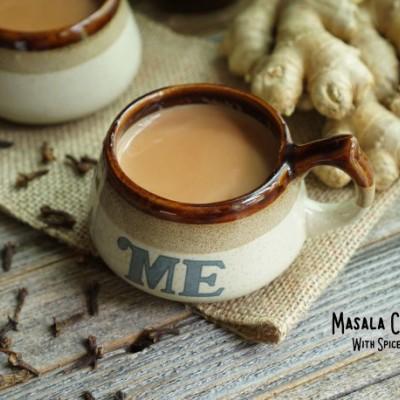 印度香料奶茶-香料糖浆食谱