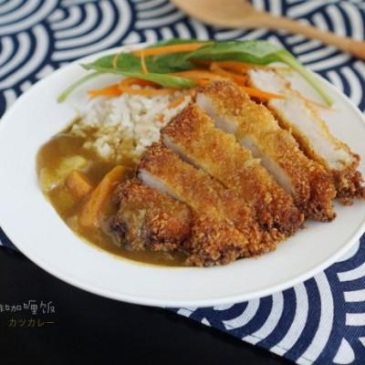 咖喱猪扒饭