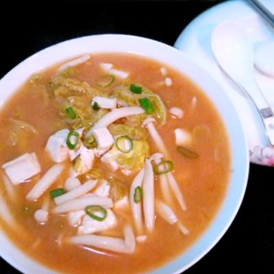 豆腐味噌汤