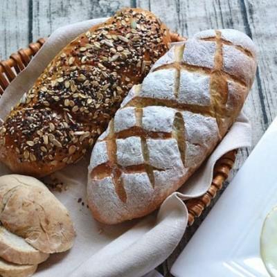 红茶全麦软欧面包
