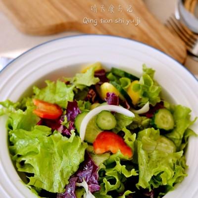 糖醋蔬菜沙拉