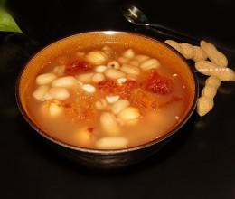 潮汕美食-五果甜汤