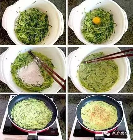 10种鸡蛋饼的做法