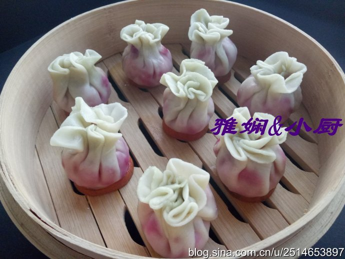 蔬菜石榴包