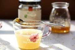 柚子蜂蜜饮