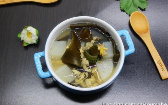 花蛤海带汤