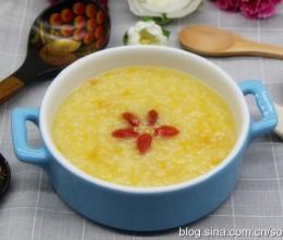 早餐吃什么好-冬日养胃早餐,南瓜小米粥