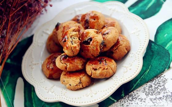 藍莓核桃酥