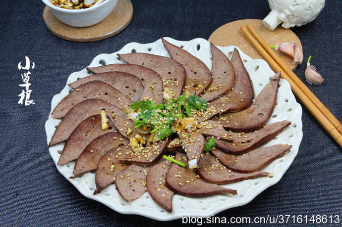 补血养眼好食材——美味鲜嫩的猪肝