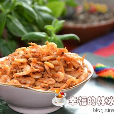 酥炸南极磷虾