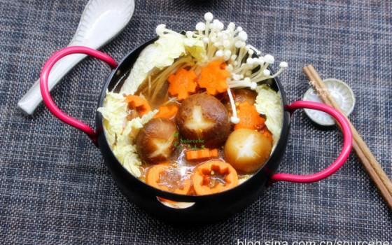 麻辣素菜鍋