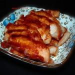 电饭锅食谱-蜜汁叉烧肉