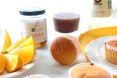 蜂蜜小蛋糕