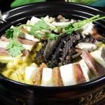 冬季滋补又驱寒的--砂锅鱼头锅