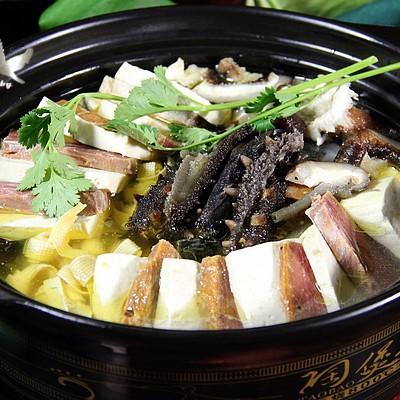 冬季滋補又驅寒的--砂鍋魚頭鍋