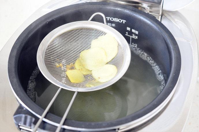 鲍鱼扇贝粥