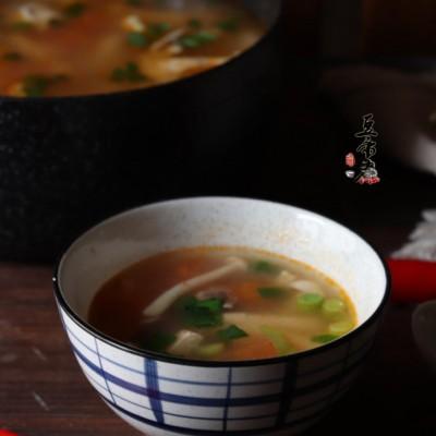 冬季營養蔬菜湯