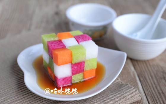 糖醋萝卜魔方