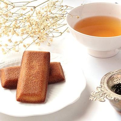 小嶋老师的费南雪蛋糕