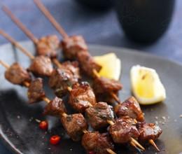 鲜嫩猪肉串