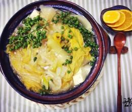 酸汤豆腐煲