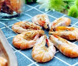 补钙又解馋的海鲜零食,烤虾干