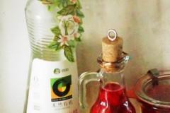 红树莓醋饮