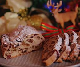 著名的德国传统圣诞面包【史多伦】