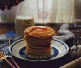 10分钟营养早餐-枫糖松饼