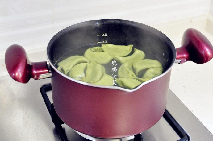 冬至温补益气的牛肉洋葱馅饺子